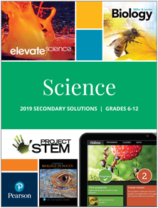 Science Curriculums and Textbooks | Pearson