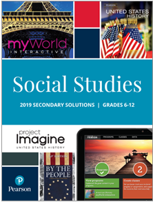 2018 Secondary Social Studies Catalog