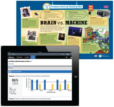 Math Programs | Pearson | enVision Mathematics 2020