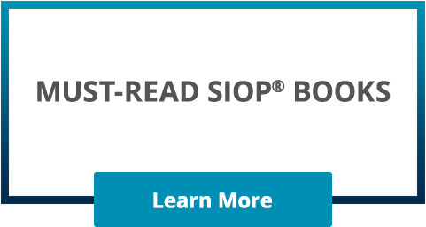 MUST-READ SIOP BOOKS