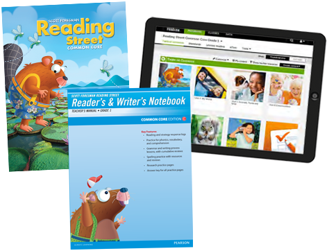 Reading Street Homeschool Bundle