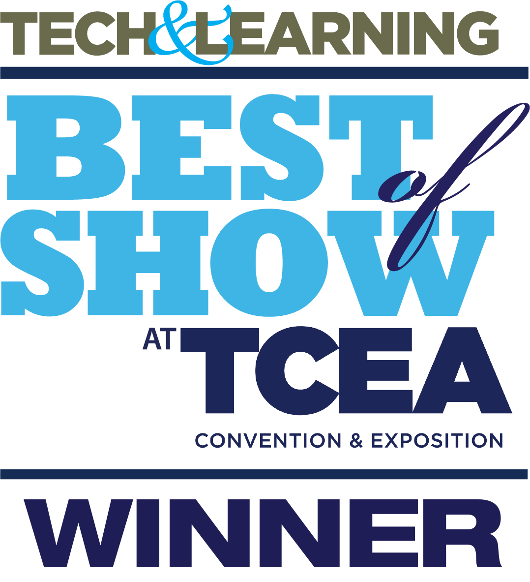 Best of Show at TCEA