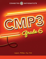 Connected Mathematics 3 (CMP3), Grades 6-8