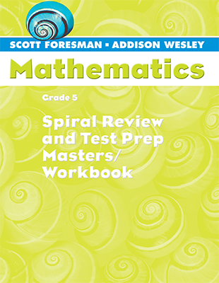 Math Programs | Pearson | Scott Foresman-Addison Wesley
