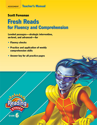 Reading Street Literacy Program | Pearson Elementary