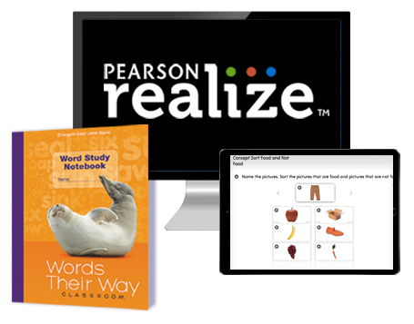Literacy Programs | Pearson | Words Their Way Classroom