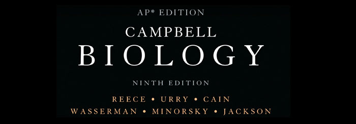 campbell and reece biology 8th edition citation