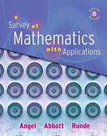 A survey of mathematics with applications, 8th expanded edition.
