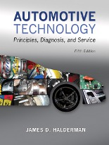 Automotive Technology: Principles, Diagnosis, and Service, 5th Edition (NASTA Edition)