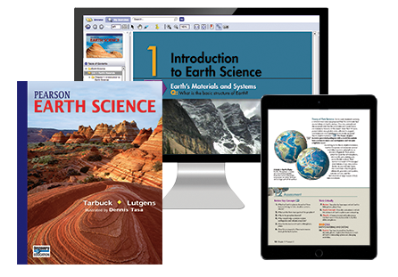 Earth Science Program | Pearson High School Science Curriculum
