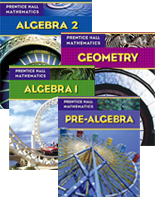 enVision Algebra I, Geometry, Algebra 2 Common Core Program