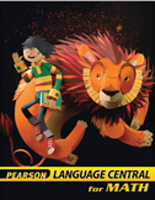 Language Central for Math Grades 3-8