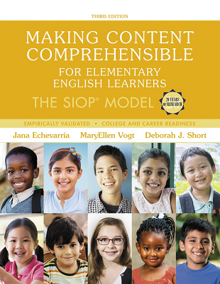 Making Content Comprehensible for Elementary English Learners: The SIOP Model, 3rd Edition - with Enhanced Pearson eText--Access Card Package