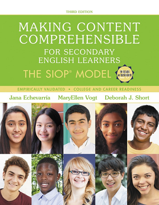 Making Content Comprehensible for Secondary English Learners: The SIOP® Model, 3rd Edition - with Enhanced Pearson eText--Access Card Package