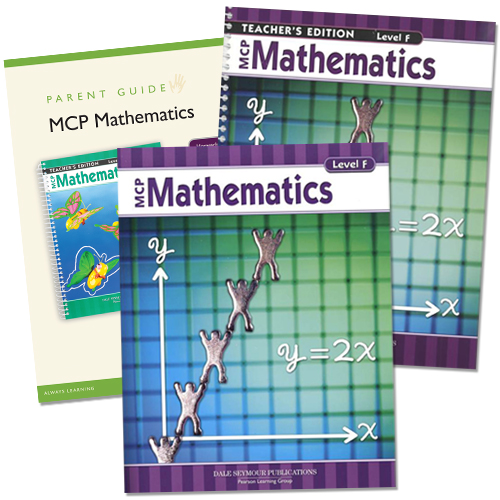 Math Programs | Pearson | MCP Mathematics | Program Components