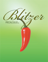 Blitzer, Precalculus, 4th Edition