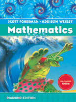 Math Programs Pearson Scott Foresman Pre K Mathematics Curriculum