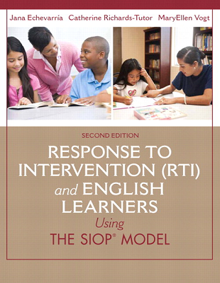 Response to Intervention and English Learners: Using the SIOP® Model, 2nd Edition