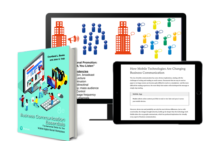Business Communication Essentials: Fundamental Skills for the Mobile-Digital-Social Workplace, Eighth Edition