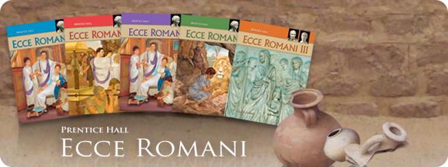 World languages programs pearson ecce romani 4e 2009 fandeluxe Image collections