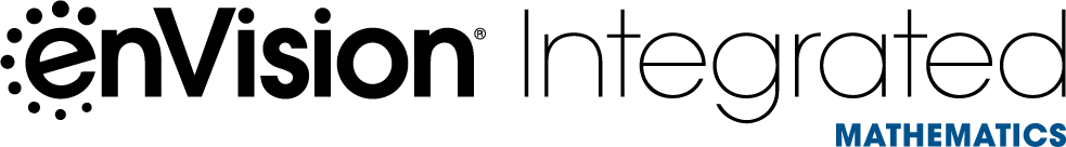 enVision® Integrated Mathematics logo