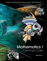 Pearson Integrated High School Math Common Core Program