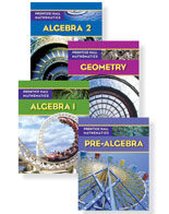 Prentice Hall Mathematics: Algebra 1, Geometry, Algebra 2: A Math