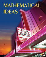 Miller, heeren & hornsby, mathematical ideas expanded edition.