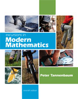 Tannenbaum, Excursions in Modern Mathematics, 7th Edition