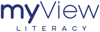 myView Literacy logo