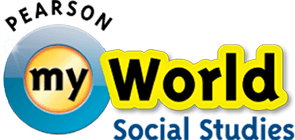 myWorld Social Studies logo