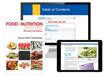 Food & Nutrition for You, Revised First Edition