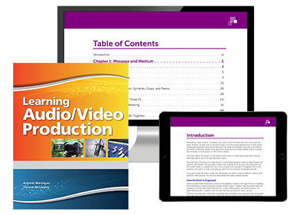 Learning Audio and Video Production