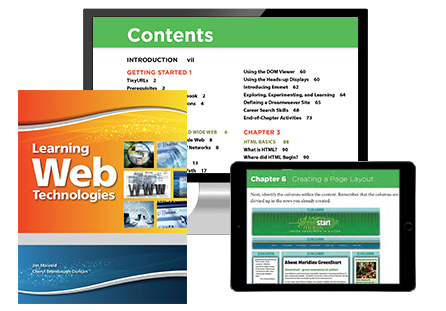 Learning Web Technologies