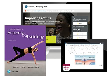Science Programs | Pearson | Martini, Fundamentals of Anatomy ...