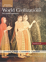 Stearns, World Civilizations: The Global Experience 7th Edition, Revised Edition, AP® Edition ©2017 with MyHistoryLab with Pearson eText
